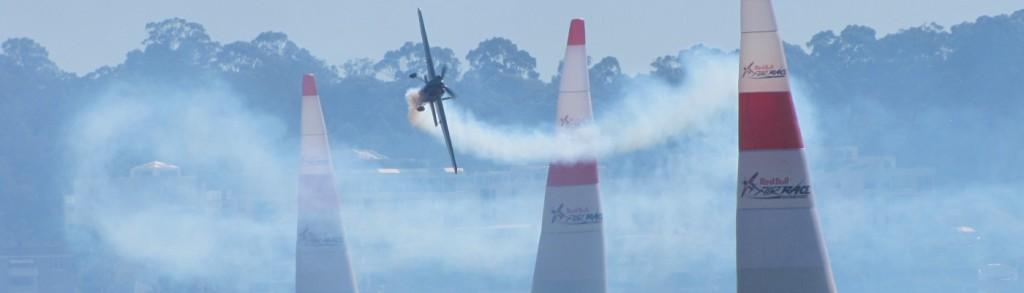 FOTO: Plane acrobat