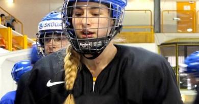 FOTO: Ženský lední hokej
