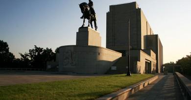 Na Vítkově se uskutečnila pieta k 71. výročí konce války