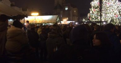 FOTO: Christmas time in Prague