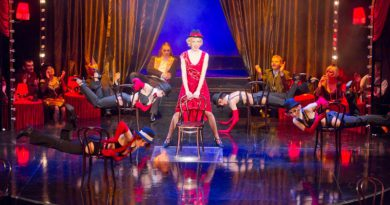 FOTO: Berlin Cabaret says goodbye to Pardubice theater