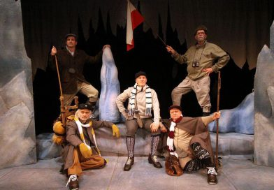 Jára Cimrman: Another play of the greatest Czech now in English