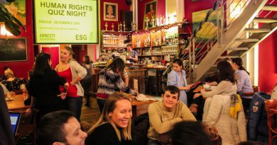 Amnesty International events: more international than ever