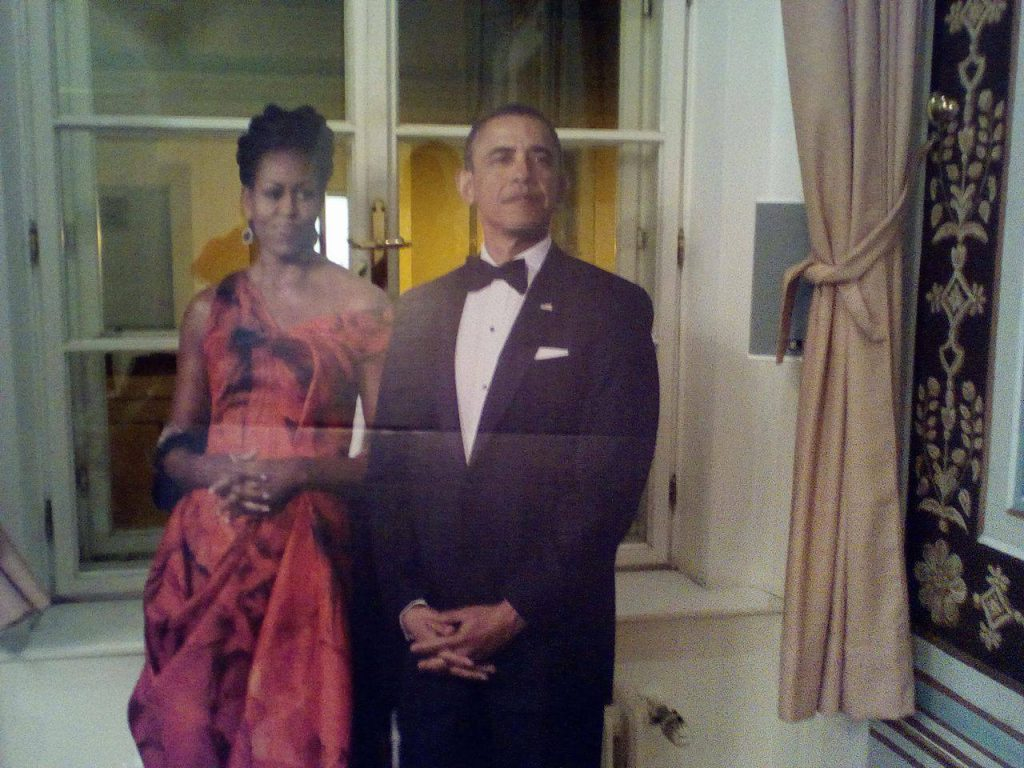 FOTO: Film Club: Barack and Michelle Obama