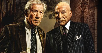 Sirs McKellen and Stewart excel in London´s West End hit.