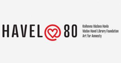 FOTO: Logo projektu Havel@80