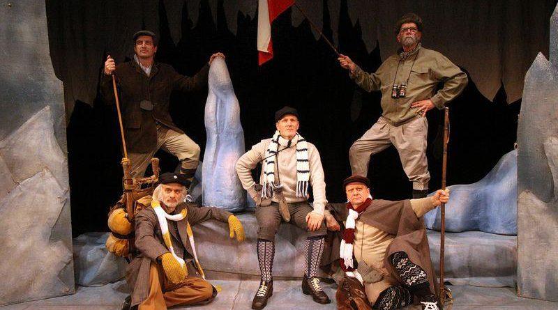 Cimrman English Theatre conquers Prague non-Czech audience