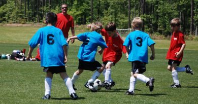 Rozjezd fotbalových hvězd