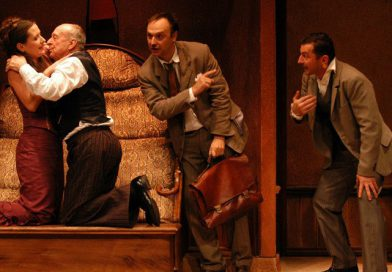The Impresario from Smyrna will have you laughing out loud