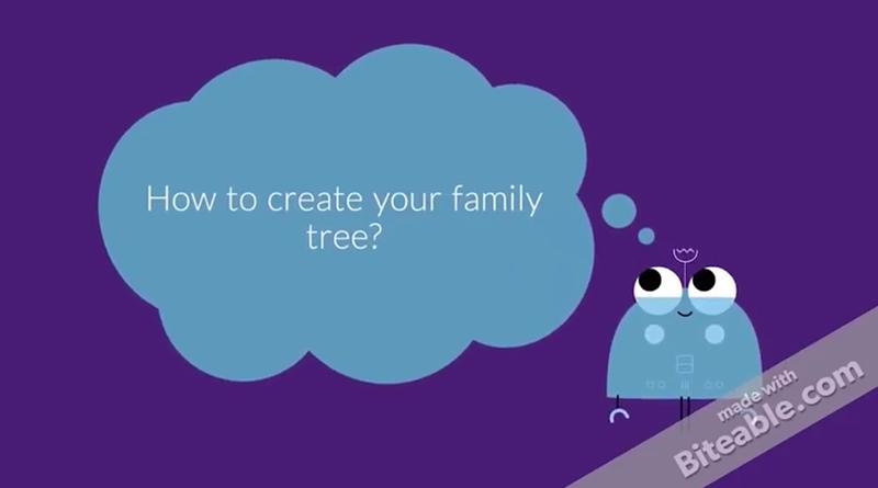 Future Media Experiences: Family Tree