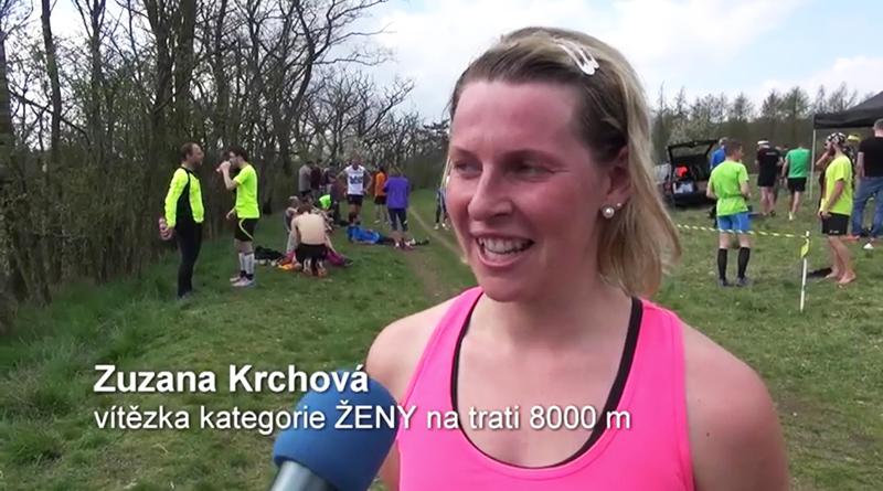 REPORTÁŽ: Přespolní běh nad Modřanskou roklí