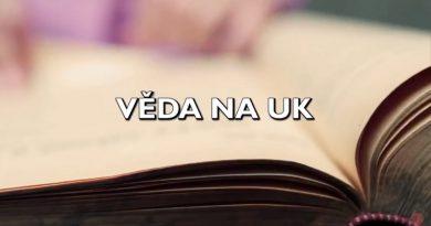 Věda na UK: doc. Jan Halada a literatura faktu