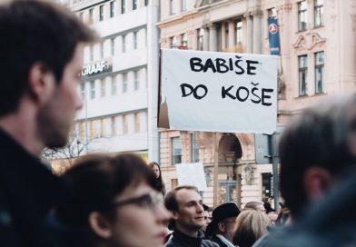 Na Václavském náměstí se znovu demonstrovalo. Tentokrát proti premiérovi