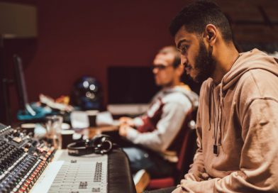 Osama Verse-Atile Hussain: The man behind magic to your ears
