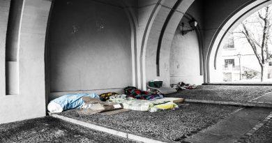 Zahoďte předsudky. Naděje pro lidi bez domova