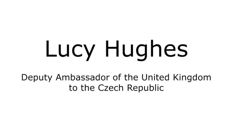 VIDEO: An interview with UK Deputy Ambassador Lucy Hughes