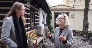 VIDEO: Prague video-postcard from Novy Svet (New World)