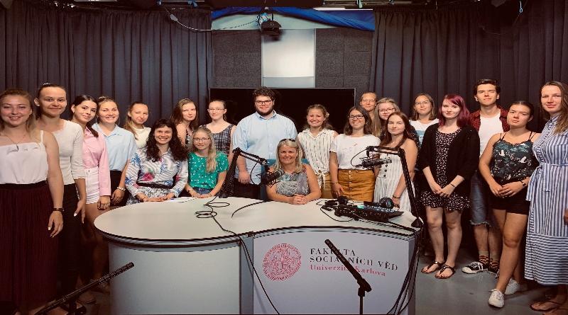 Letní škola žurnalistiky pozná své absolventy