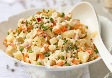 Nejlepší bramborový salát v Česku má chuť svobody