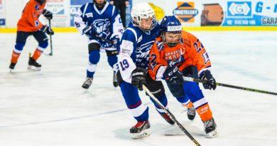FOTO: Junior hockey