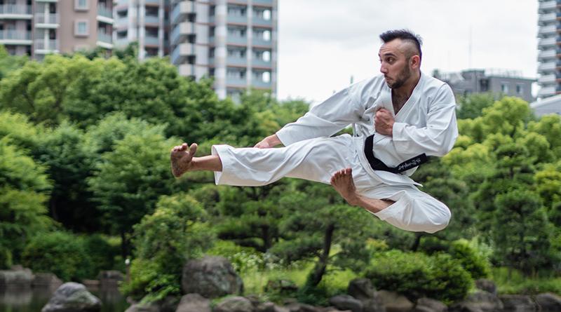 FOTO: Karate