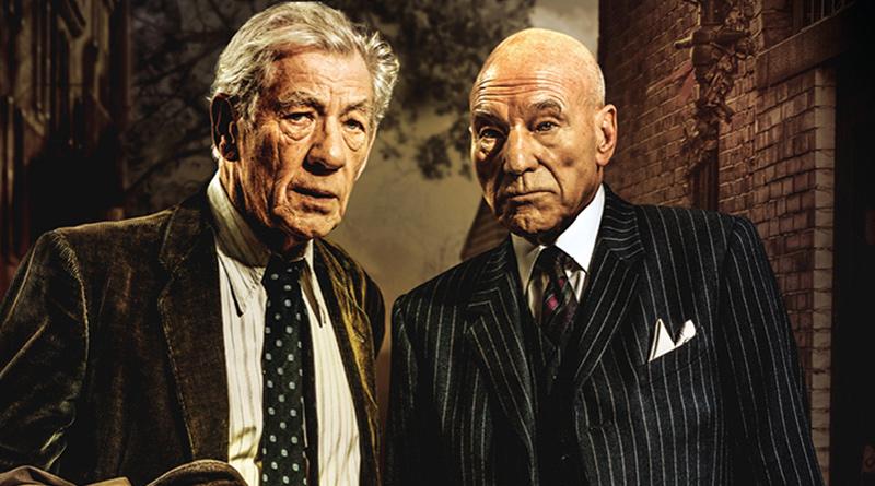 Sirs McKellen and Stewart excel in London´s West End hit.