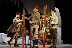 foto: Žižkovské divadlo Járy Cimrmana
