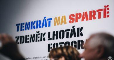 Výstava Tenkrát na Spartě dává nahlédnout na letenský klub v 80. letech