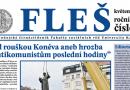 Čtěte nový Fleš!