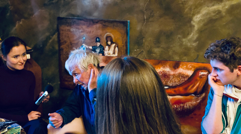"""Jan Saudek: """"Na dobrou fotografii se můžete dívat 50 let"""""""