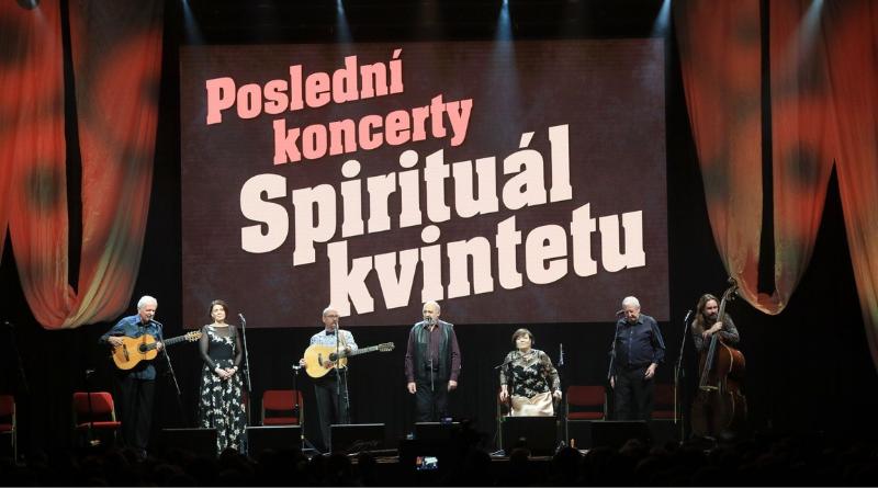 Poslední koncerty Spirituál kvintetu už podruhé odložila pandemie